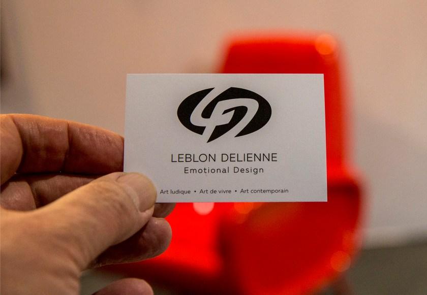 by Leblon Delienne