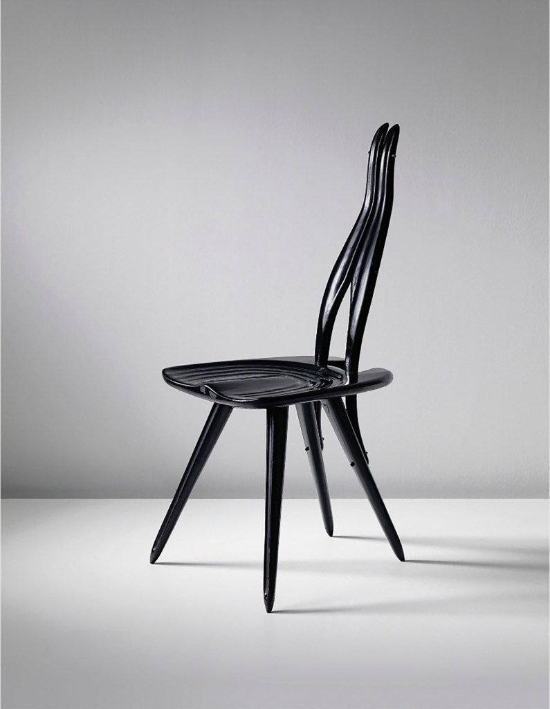Office Chair by Carlo Mollino