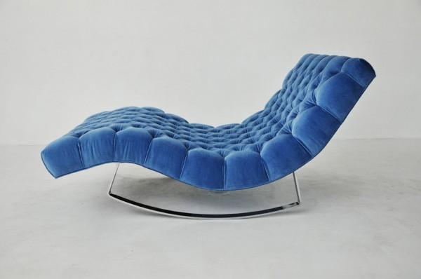 adrian pearsall rocking chair cloud bean bag blue chaise chairblog eu