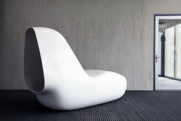 cocoon chair by caspar lohner