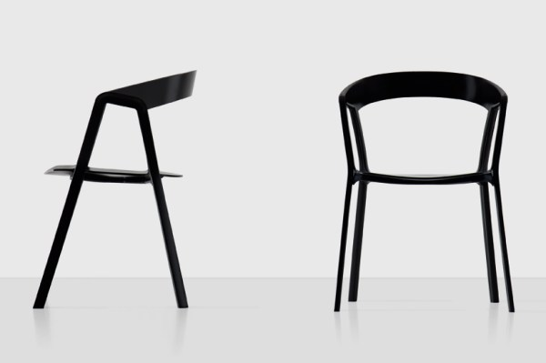 Compas Chair by Patrick Norguet for Kristalia