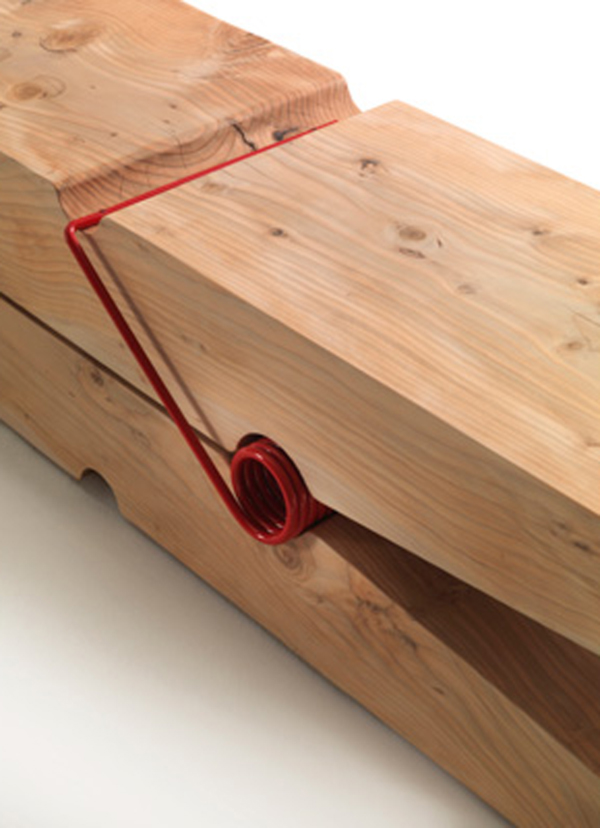 Giant-Clothespin-Bench-Detail