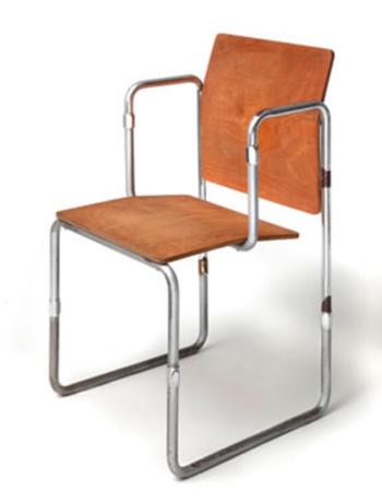Hopmi Chair by Rietveld