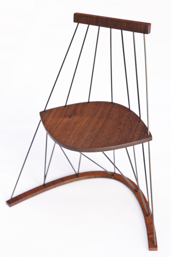 Madeleine Chair by Mario Caponnetto