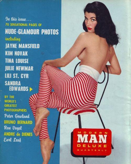 Modern Man – Sandra Edwards