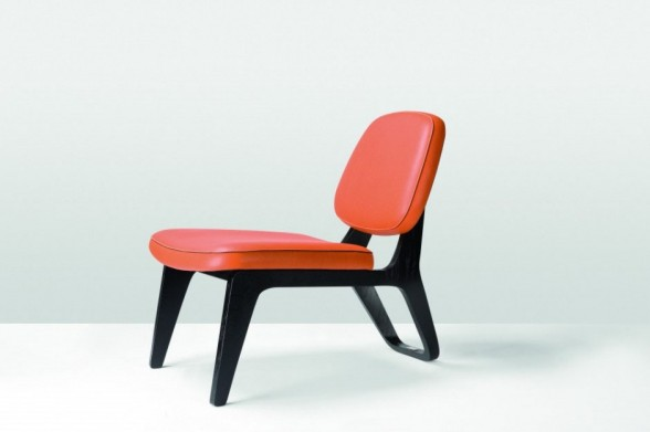Moon Lounger by Gerd Couckhuyt
