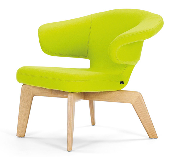 Munich Chair by Sauerbruch Hutton