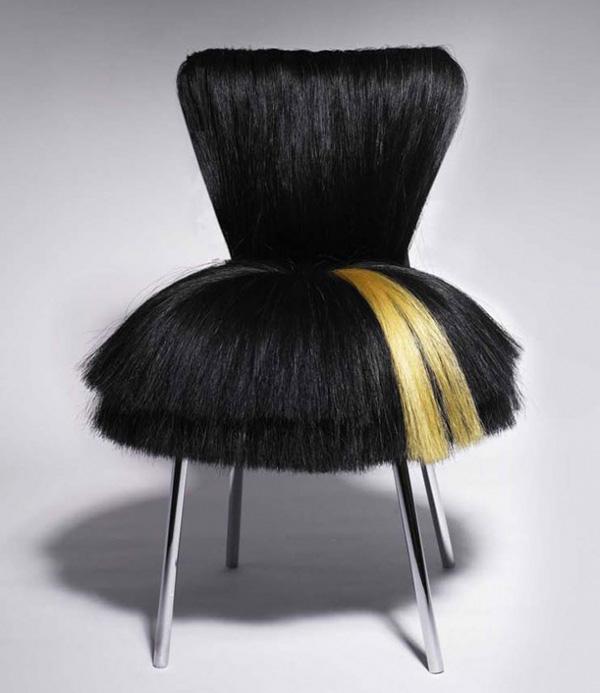 PRETTYPRETTY Hair Chair by Dejana Kabiljo