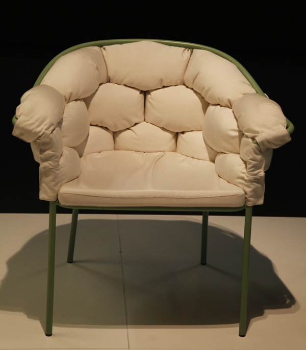Serpentine Armchair by Éléonore Nalet _MG_1317