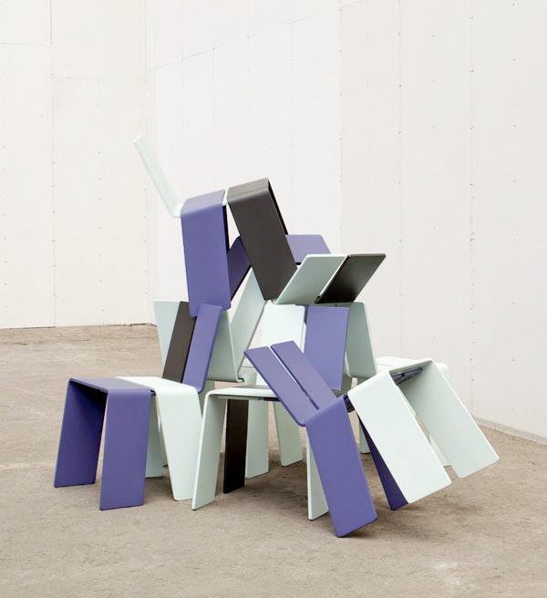 Shanghay Chair by KiBiSia