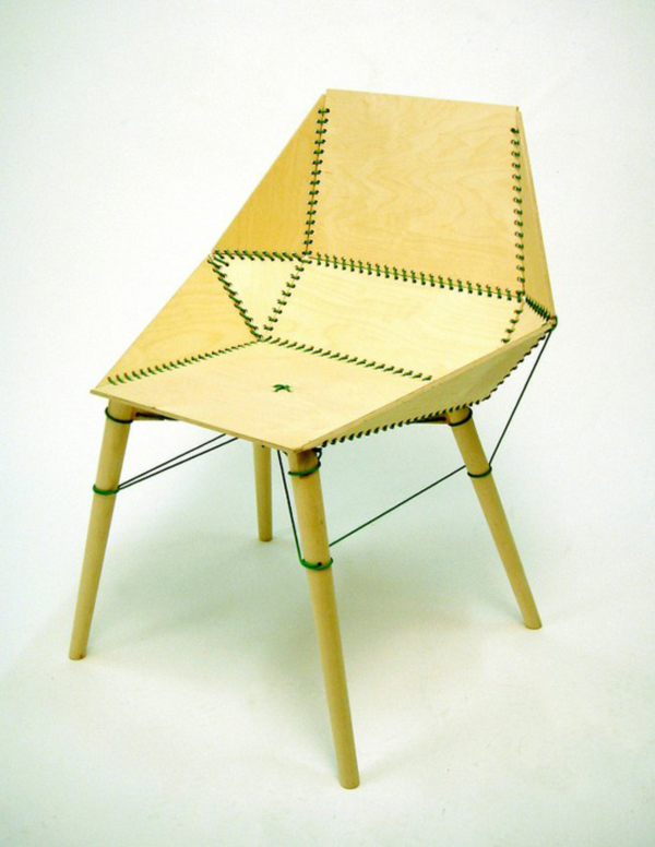 Stitch Chair By Sami Kallio