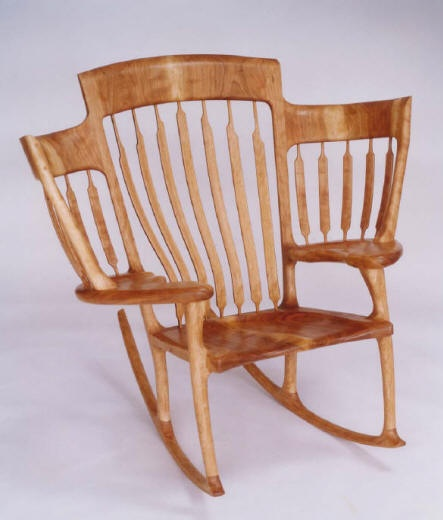 Story Time Rocking Chair by Hal Taylor