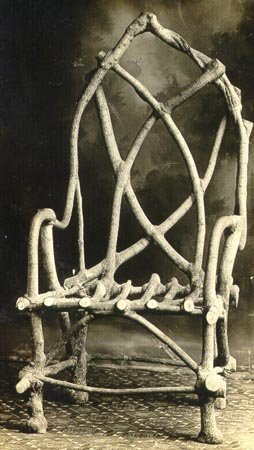 The Chair that Grew by John Krubsack