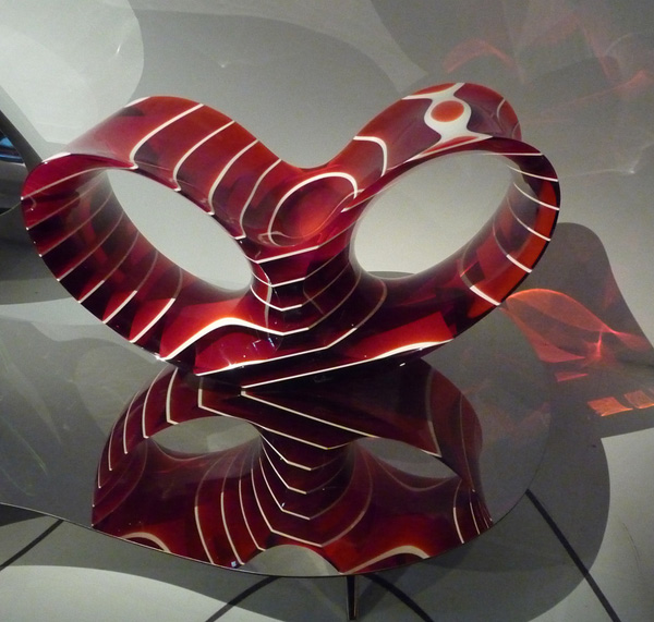 Oh Void by Ron Arad
