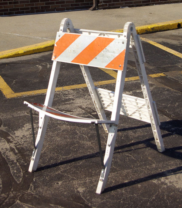 barrier chair