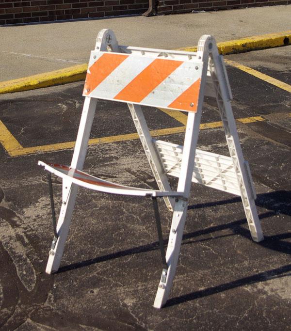 barrier chair
