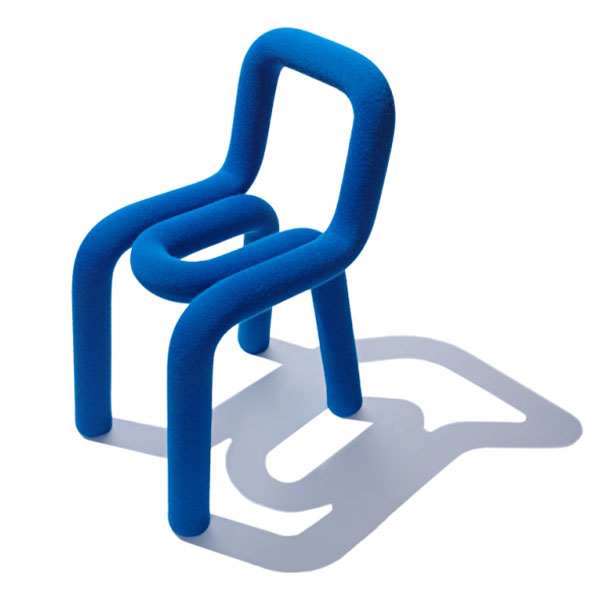 Blue Bold Chair By Big Game CH