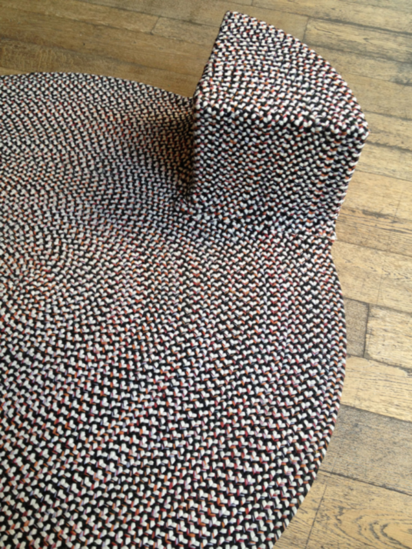 Bump in Your Rug Stool by Katie Stout 1