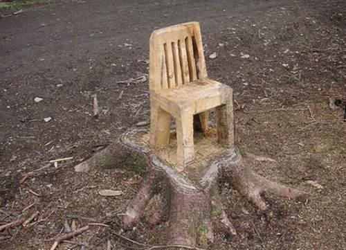 tree stump chairs my little pony table and another chair chairblog eu