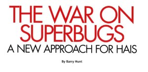 War On Super Bugs Image
