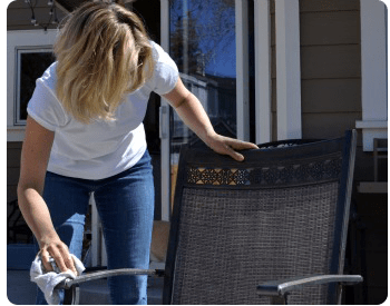 Basic Care And Maintenance For Your Outdoor Patio Furniture The