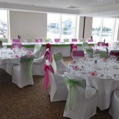 Wedding Chair Covers Cardiff Jacobsen Egg Leather Sash Colours And Bows