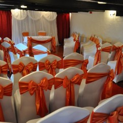 Wedding Chair Covers Pontypridd Mid Century Egg Sash Colours - And Bows
