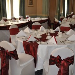 Wedding Chair Covers And Bows South Wales Oversized Chaise Sash Colours -
