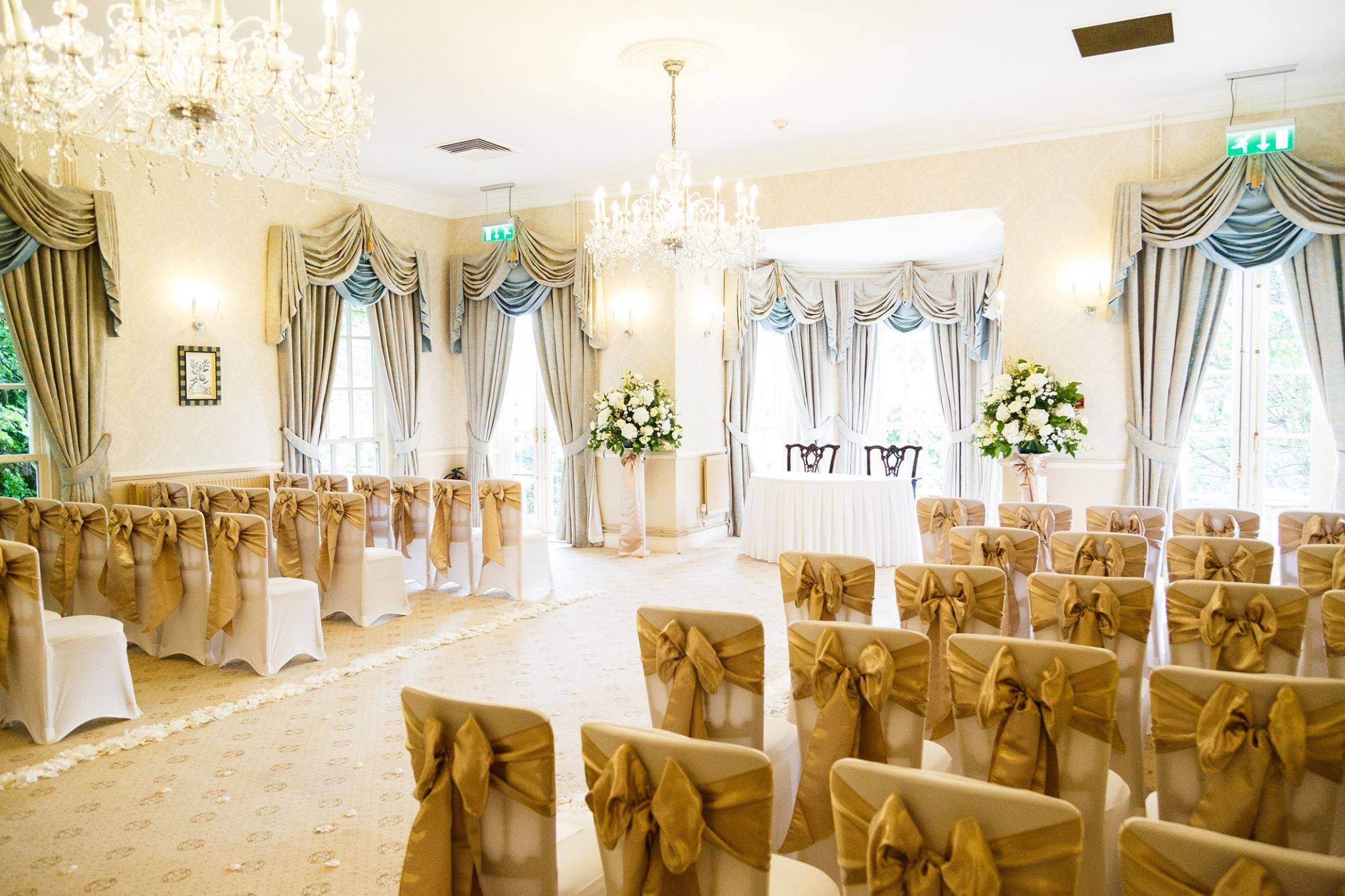 chair cover hire south wales leg covers christmas wedding and event venue decorators in