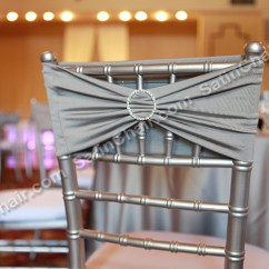 Satin Chair Covers Rental Naperville Il Turquoise Outdoor Cushions Silver Chiavari Chairs Lycra Band In Chicago West Northwest South Suburbs Oak Brook ...