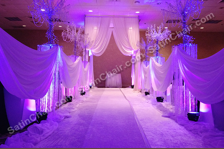 banquet chair covers rent rail design ideas pictures ceremony decor – in chicago | event by satin