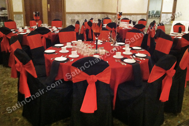 banquet chair covers rent white scoop dining chairs linens – naperville oak brook lombard downers grove chicago west suburbs | event decor by ...