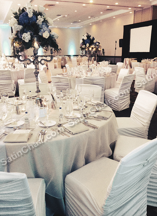 chair cover rental orland park conference room tables and chairs rent ruched covers lighting affordable rosemont o hare arista naperville westin hotel lombard schaumburg ohare itasca