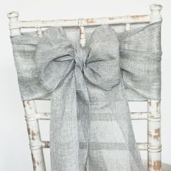 Chair Sash Alternatives Office Linen Grey Covers Of Yorkshire Ivory