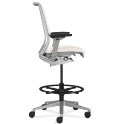 Office Chair Leans Forward Installing A Hammock Indoors Steelcase Think Stool