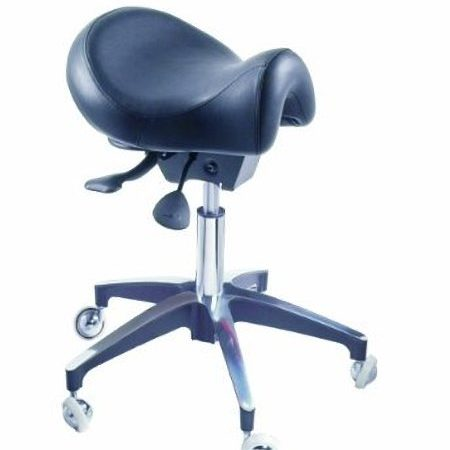 ergonomic chair joe rogan cover rentals in nj s capisco and alternatives black premium tilting saddle stool with short seat