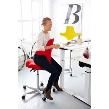 ergonomic chair joe rogan metal and wood s capisco alternatives