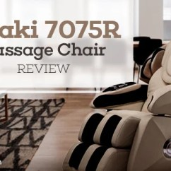 Osaki 7075r Massage Chair Bedroom Furniture Chairs Review 2019 Institute