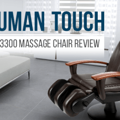 Htt Massage Chair Oversized Camping Human Touch Ht 3300 Review 2019 Institute