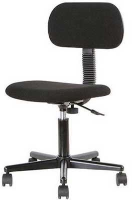 inexpensive ergonomic chair foldable toilet 10 different types of office chairs for work with pictures