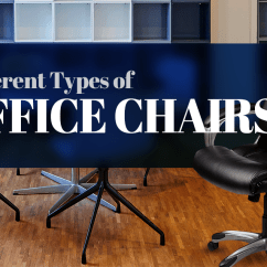 Office Chair Types Egg Stand Only Nz 10 Different Of Chairs For Work With Pictures