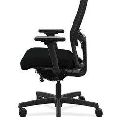 Hon Ignition 2 0 Chair Review Valkönen Hanging Office February 2019 A Side Shot Of In Black Mesh