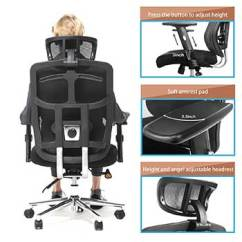 Office Chair Review Black Metal And Wood Dining Chairs Topsky Ergonomic Mesh February 2019 An Image Sample Of Features