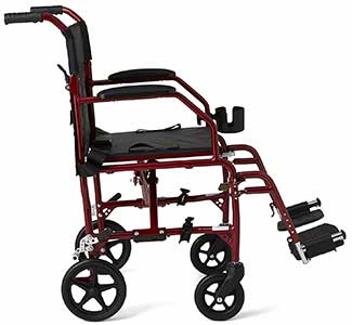 What Is the Difference Between A Wheelchair And Transport