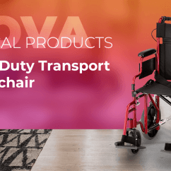 Transport Wheelchair Nova Custom Dining Chairs Melbourne Medical Products Review February 2019