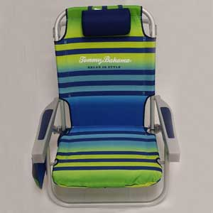 tommy bahama backpack cooler chair blue ergonomic officeworks review february 2019 an image sample of green light seersucker
