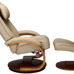 Oslo Posture Chair Review Bobs Furniture Cream Puff Collection Mac Motion Recliner And Ratings 2019 An Image Sample Of Left Side View