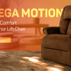 Mega Motion Lift Chairs Chair Cover Hire Edinburgh Easy Comfort Superior Power Recliner Review 2019