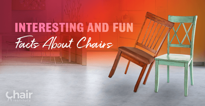 Chair Institute – We LOVE chairs