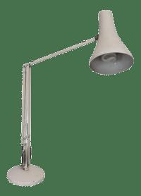 Danish Anglepoise Desk Lamp | Chairish